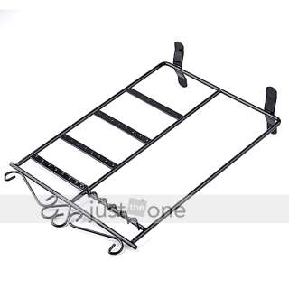 Earrings Necklaces Metal Show Rack Display Holder Stand