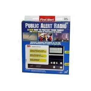 Deluxe First Alert Public Alert Radio