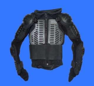 Kids Childs Motocross BMX Dirt Bike Motorcycle Protection Jacket Body