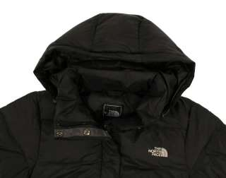 North Face Enchantment Black Full Length 550 Down Coat Jacket S New $