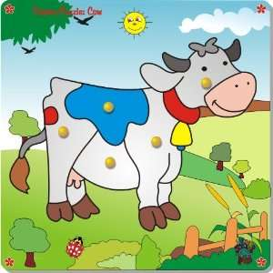 Theme Puzzle   Cow Toys & Games
