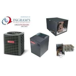 System Heat Pump 4 Ton (Horizontal Coil)