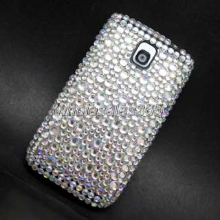New Diamond Bling Crystal Back Hard Case Cover Skins For LG OPTIMUS