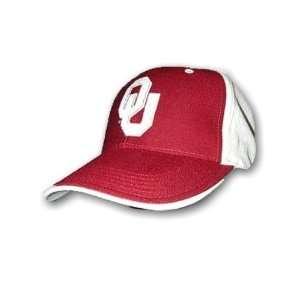 University of Oklahoma Sooners   OU Mesh Logo & Sides Hat