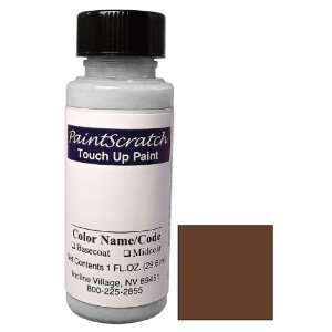Oz. Bottle of Medium Brown Pearl Metallic Touch Up Paint for 2004 Ford