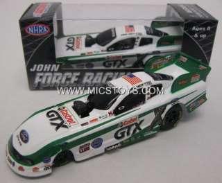 Neff John Force Castrol GTX Funny Car NHRA Pitstop 164 Instock