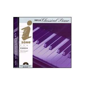 Popular Classical Piano   iSong CD ROM Musical