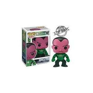 Pop! Heroes Green Lantern Sinestro Vinyl Figure Toys & Games