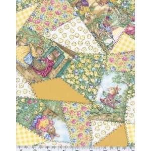 45 Wide Holly Pond Patches Fabric By The Yard Arts