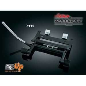 EZ Up Center Stand with Black Actuator Arm Each   Harley