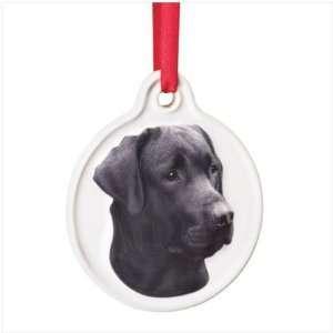 Best Friend Black Labrador Ornament   Style 37229