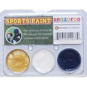 Snazaroo Ravens Color Pack Face Makeup Paint Kit Toys & Games