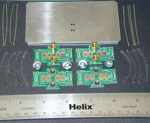 Phase Linear Amplifier Capacitor Upgrade Kit PL 400