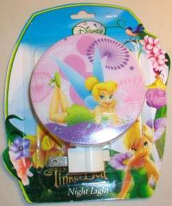 Disney fairiesTinkerbell Night Light,Bulb Included NEW