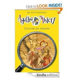enigma del faraone. Agatha Mistery (Italian Edition) Steve