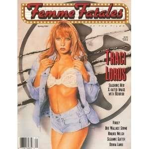 Femme Fatales Volume 1 Number 4 Spring 1993, Traci Lords