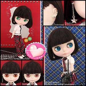 Neo Blythe Doll Punkaholic People Shop Limited NRFB♥✦