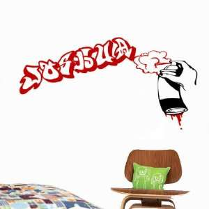Vinyl Wall Decal Stickers Graffiti Personalized 2 Color