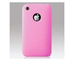 Apple iPhone Pink Soft High Quality Silicone Skin Back Case Cover 3G