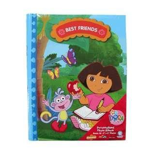 Dora the Explorer Best Friends Personalized Photo Album