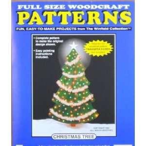 Disney Christmas Yard Art Patterns