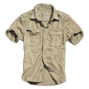 SURPLUS VINTAGE ARMY PARATROOPER TACTICAL COMBAT SHIRT