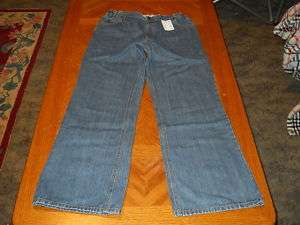Lands End Plus Size Elastic Waist Jeans 10+ 12+ 16+ New With Tags New