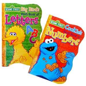 Sesame Streets First Board Books 2 books for the price of 1 BIG BIRDS