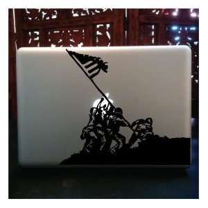 Iwo Jima Flag Raising Laptop Skin