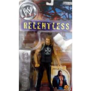 WWE Wrestling Relentless Toy Figure by Jakks Pacific Toys & Games