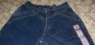 Rocky Mountain Jeans * Long Rise * 4 x 33 * nwt