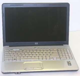 Laptop AMD Athlon X2 Dual Core / Webcam / DVD burner / WIFI / AS IS