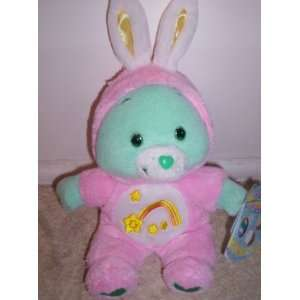 Care Bears Easter Wish Bear 8 Bunny Costume Plush