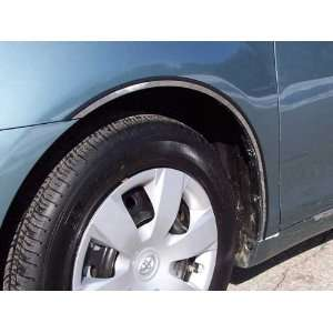2007   2010 Toyota Camry 4pc. Wheel Well Trim Full