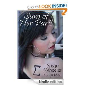 Sum of Her Parts Susan Wheeler Capozza  Kindle Store