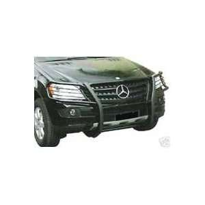 06 08 Mercedes Benz Ml350 W164 Brush Black Grille Guard