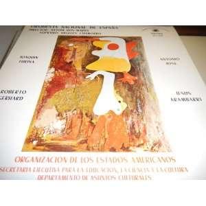 Orquesta Nacional De Espana   Organizacion De Los Estado Americanos
