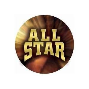 2 ALL STAR Photo Mylar