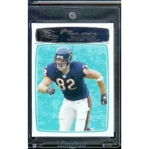 2008 Topps Rookie Progression # 152 Greg Olsen   Chicago Bears   NFL