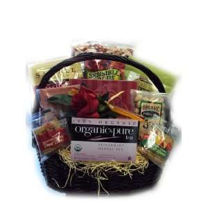 Deluxe Hugs & Kisses Valentines Day Gift Basket