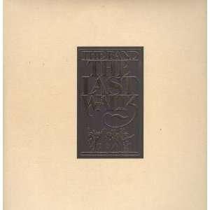LAST WALTZ LP (VINYL) GERMAN WARNER BROS 1978 BAND Music