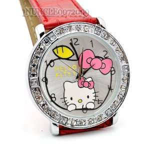 Miss Peggy Jos   Hello Kittys Apple Kitty~ A51rd Quartz