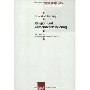 und Gemeinschaftsbildung (9783810036735) Benedikt Giesing Books