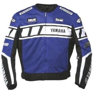 Joe Rocket 3X Yamaha Blue/Black Champion Mesh Motorcycle