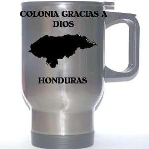 Honduras   COLONIA GRACIAS A DIOS Stainless Steel Mug