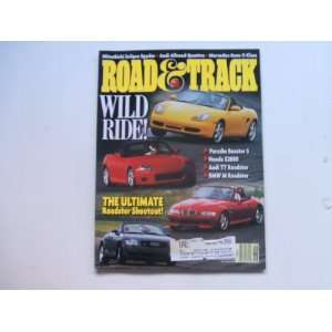 Road & Track September 2000 (WILD RIDE! THE ULTIMATE