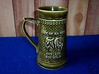 Vtg Lord Nelson Pottery Shakespear Stein London Hamlet