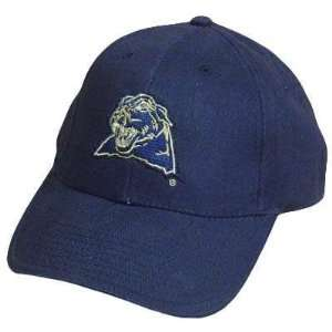 NCAA PITTSBURGH PITT NAVY BLUE GOLD PANTHERS HAT CAP