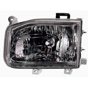 QP N0626 a Nissan Pathfinder Driver Lamp Assembly