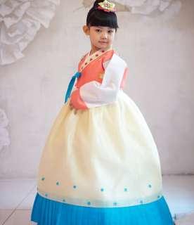 Age0~2 HANBOK Korean tranditional 1070 dress Baby Toddler Girl Kid